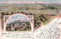 Kurhaus Bellevue Bei Solothurn (21.7.1909) - SO Soleure