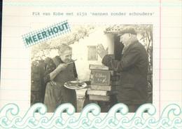 """Meerhout Fik Van Kobe Met Zijn """"Mannen Zonder Schouders"""" - Meerhout"""