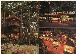 WAÏKIKI : International Marketplace - Honolulu