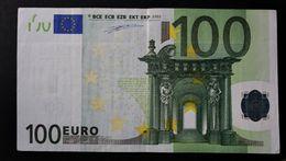 EURO . 100 Euro 2002 Duisenberg J001 S Italy - 100 Euro