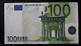 EURO . 100 Euro 2002 Trichet  H002 L Finland - 100 Euro