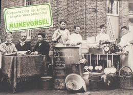 Rijkevorsel Soepbedeling Op School (Eerste Wereldoorlog) - Rijkevorsel