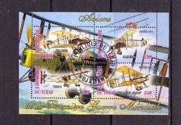 T CHAD  2013  AVIONS   YVERT N°  OBLITERE - Avions