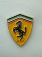 PIN'S FERRARI - PETIT LOGO - Ferrari