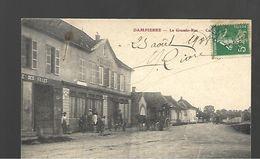 YVELINES....DAMPIERRE  ...LA GRANDE RUE....EN L ETAT - Dampierre En Yvelines