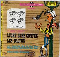 Les Quatre Barbus 45t. EP *lucky Luke Contre Les Dalton* - Children