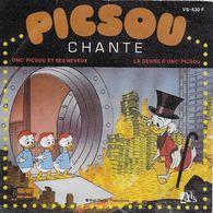Vinyle 45t. SP *picsou Chante* - Children