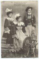 Costume Breton - France