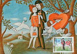 """La """"Saint-Valentin"""" Par PEYNET - Couples"""