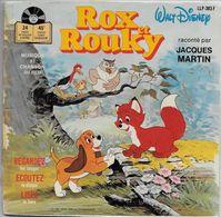 Jacques Martin 45t. EP *rox Et Rouky* - Children