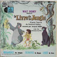 Jacques Duby 45t. EP *le Livre De La Jungle* - Children