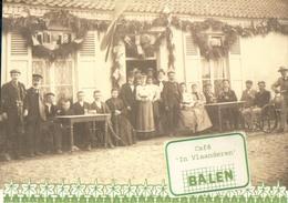 Balen Café In Vlaanderen - Balen