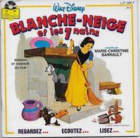 Marie-christine Barrault 45t. EP *blanche-neige Et Les 7 Nains* - Children