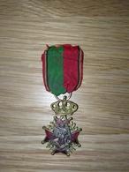 Médaille Belge - Belgique