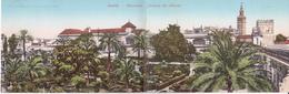 SEVILLA - Panorama - Jardines Del Alcazar - Sevilla