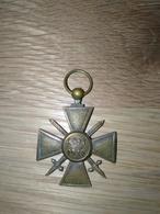 Médaille 1914-1917 - 1914-18
