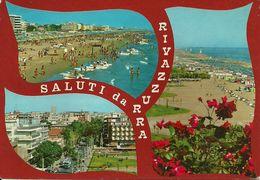 Rivazzurra Di Rimini (E. Romagna) Vedute E Scorci Panoramici - Rimini
