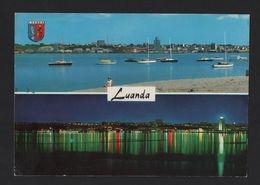 ANGOLA Postcard 1960 Years AFRICA ANGOLA LUANDA - AFRIKA AFRIQUE - Angola