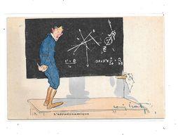 CPA Illustrateur ICART : L'aérodynamique, - Otros Ilustradores
