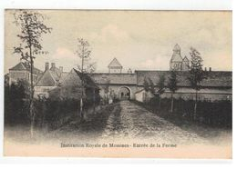 Institution Royale De Messines  -  Entrée De La Ferme - Mesen