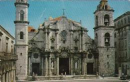 Cuba Havana Cathedral Of Havana 1955 - Cuba