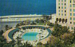 Cuba Havana Hotel Nacional De Cuba Olympic Size Swimming Pool - Cuba
