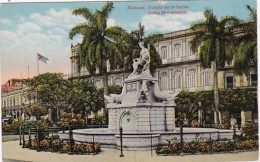Cuba Havana India Monument - Cuba
