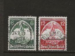 Congrés De Nuremberg. - Allemagne