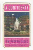 Calendar * Portugal * 1967 * A Confidente * Propriedades * Horizontal Fold - Calendars