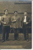 "AK ""Gefangene"" - Guerre 1914-18"