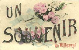 Villerupt Un Souvenir 1908 - Other Municipalities