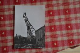 PHOTO MINES DE BRUAY FOSSE N°5  DE BRUAY - Lieux