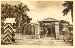 Dahomey - Porto Novo - Le Palais Du Gouverneur - Dahomey