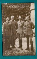 Guerre 14-18 - Carte Photo - Groupe De Militaires Allemands - 1916. - Postmark Collection (Covers)