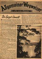 Du Im Spiegel Der Umwelt / Artikel, Entnommen Aus Zeitschrift / 1938 - Livres, BD, Revues
