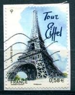 France 2010 - YT 4517 (o) Sur Fragment - France