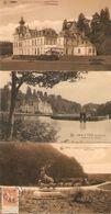 Habay La Vielle ( Arlon ) : Château De La Trapperie ---- 6 Cp - Habay