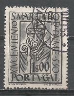 Portugal 1953. Scott #776 (U) St. Martin Of Braga - 1910-... République