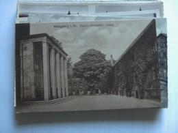 Duitsland Deutschland Ehemalig Ostpreussen Königsberg Kaliningrad Grabstätte - Ostpreussen