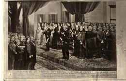 Louis-Napoléon Prince Imperial Propagande Bonapartiste Ancienne Photo Print 1880 - Old (before 1900)