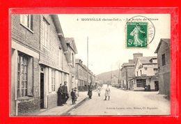 76-CPA MONTVILLE - MONVILLE - France