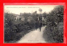76-CPA MONT SAINT AIGNAN - Mont Saint Aignan