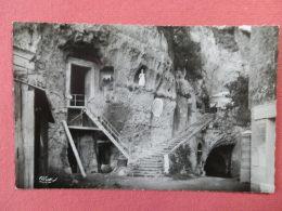 Dep 41 , Cpsm  TROO , Escalier St Gabriel   (119) - France