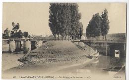 SAINT VALERY SUR SOMME - Les écluses De La Somme - LL 18 - Saint Valery Sur Somme