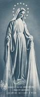 Andachtsbild Marie Concue Sans Péché - 13*5,5cm  (33100) - Andachtsbilder