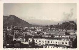 Santiago De Chile - Panorama N° 1 - Chile