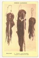 Weird Creepy Head Hunters Shrink Human Heads, Postcard Postkarte Carte Postale - Mondo