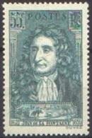 France Célébrité écrivain N°  397 ** Jean De La Fontaine - Writers