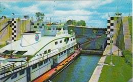 Illinois Joliet Brandon Lock Illinois Waterway - Joliet