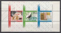 Pays-Bas 1981  Mi.nr: Blok 22  100.Jahre PTT  Oblitérés / Used / Gestempeld - 1980-... (Beatrix)